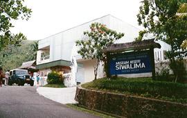 Museum Siwa Lima, Ambon, 1992 (bron: MuMa)