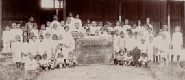 Inlandse school, Piru, 27 februari 1919 (bron: MuMa)