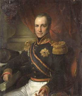Gouverneur-generaal Van der Capellen (bron: Rijksmuseum)